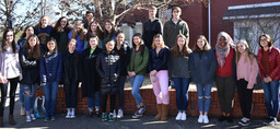 38 Paideia Students Win Scholastics Arts and Writing Awards