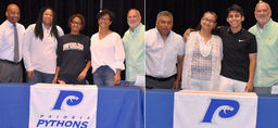 Paideia Athletes Sign With Colleges