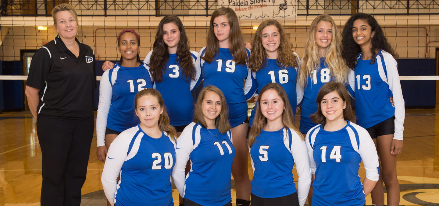 2017-18 JV Volleyball